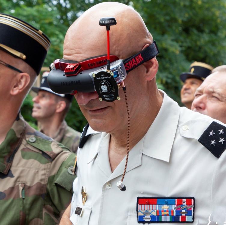 generale drone fpv