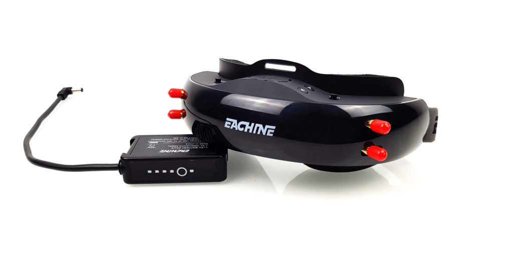 Test Eachine EV200D Review Demo 015