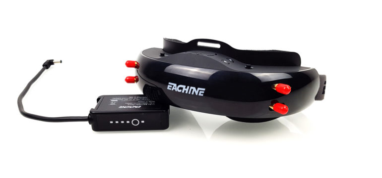 Test Eachine EV200D Review Demo 015
