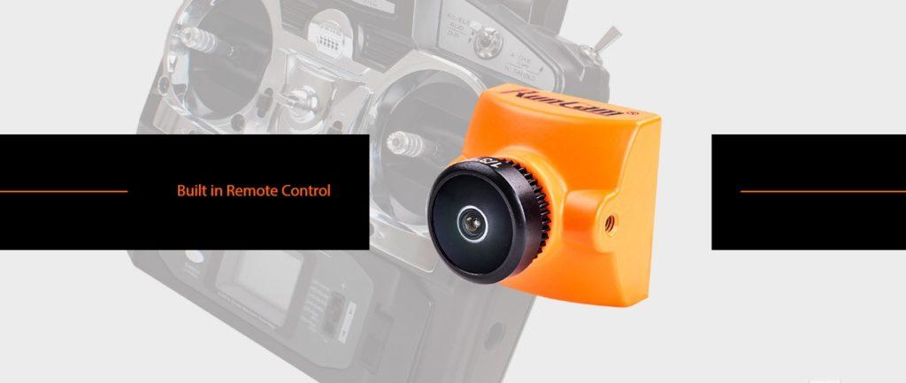 runcam racer remote control