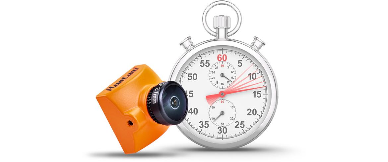 test runcam racer chrono