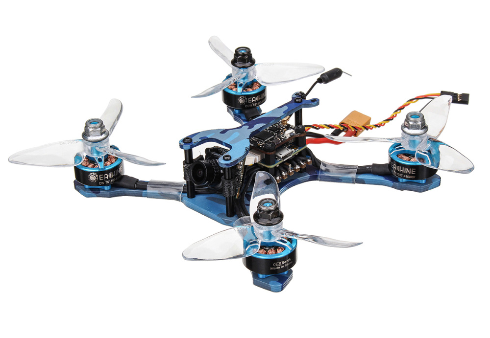 Eachine Wizard TS130 003