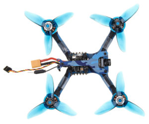 Eachine Wizard TS130 004 top plate