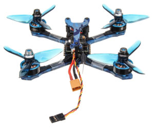 Eachine Wizard TS130 009 lipo