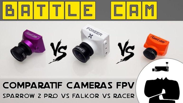Test Foxeer Falkor VS RunCam Racer