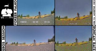 test foxeer falkor vs runcam racer-04