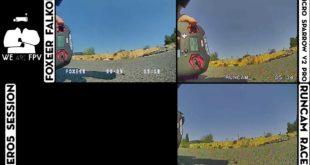 test foxeer falkor vs runcam racer-05