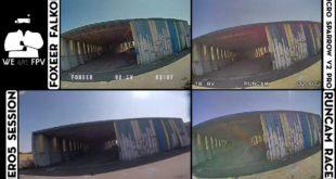 test foxeer falkor vs runcam racer-08
