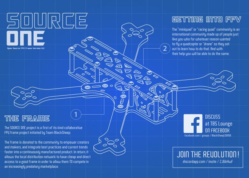 TBS Source One Revolution