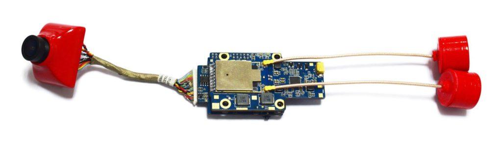 r2teck nexg1 fpv hd diversity transmitter