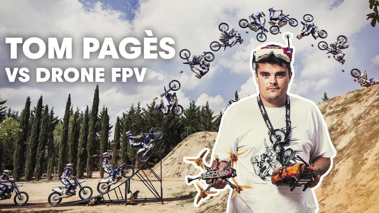 Top 3 vidéos drone FPV week #43