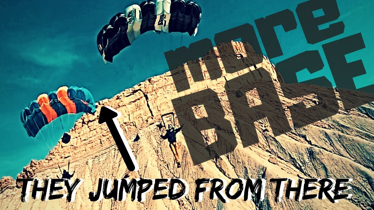 Base jump drone