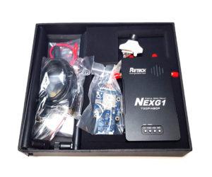 R2teck NEXG1 Prototype Overview 019 - packaging