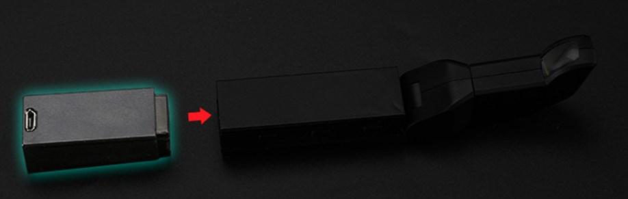 Test JJRC FPV-003 batterie
