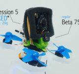 BetaFPV 75X GoPro Mod