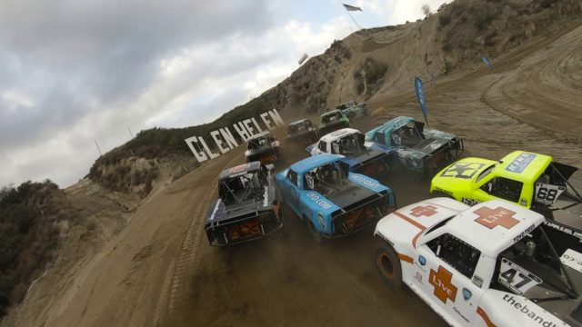 drone vs super trucks