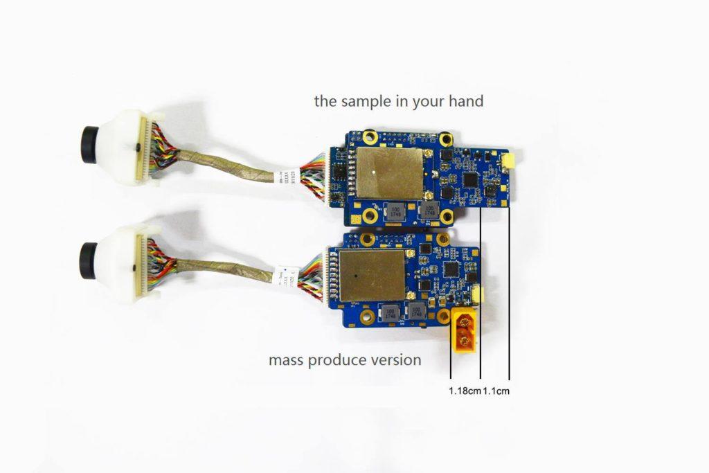 nexg1 mass produce version