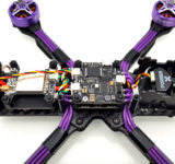 tuto montage eachine wizard x220hv how to assembly repare fc vtx connection