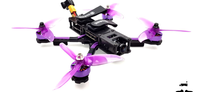 tuto montage eachine wizard x220hv how to assembly repare finish
