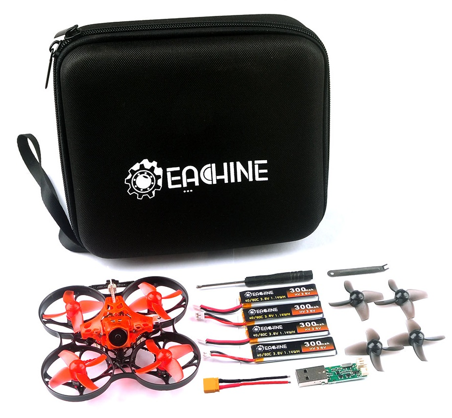 eachine trashcan case
