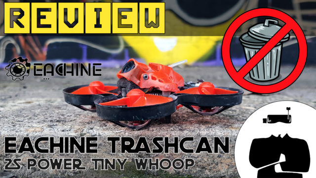 test eachine trashcan
