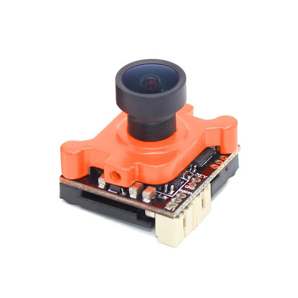 HGLRC Aurora 2000TVL 01 orange
