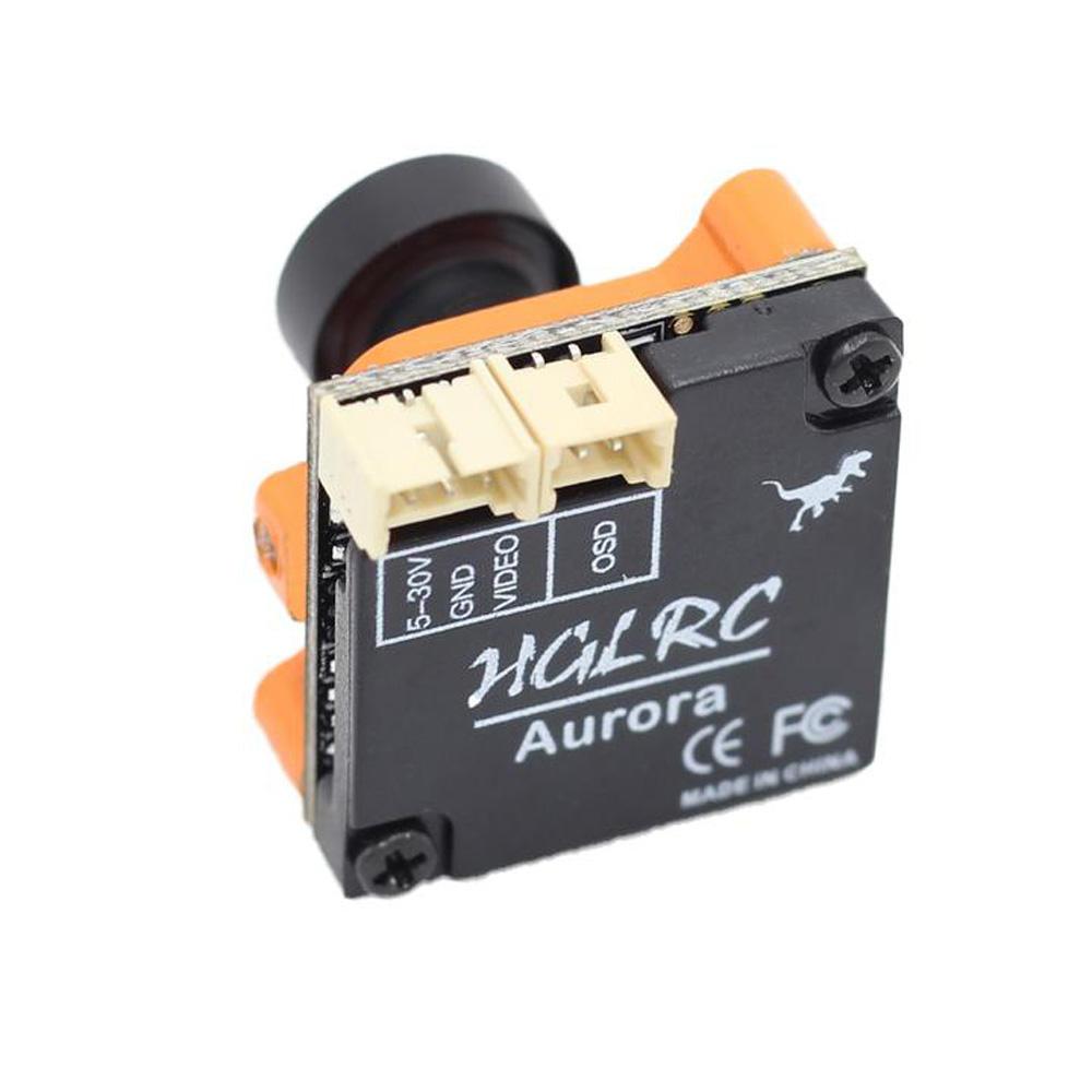 HGLRC Aurora 2000TVL 06 wiring cablage