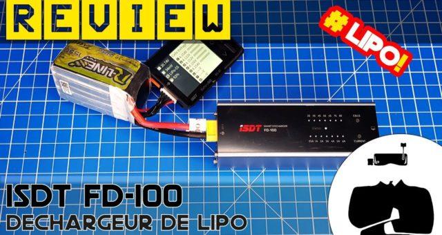 test ISDT FD-100