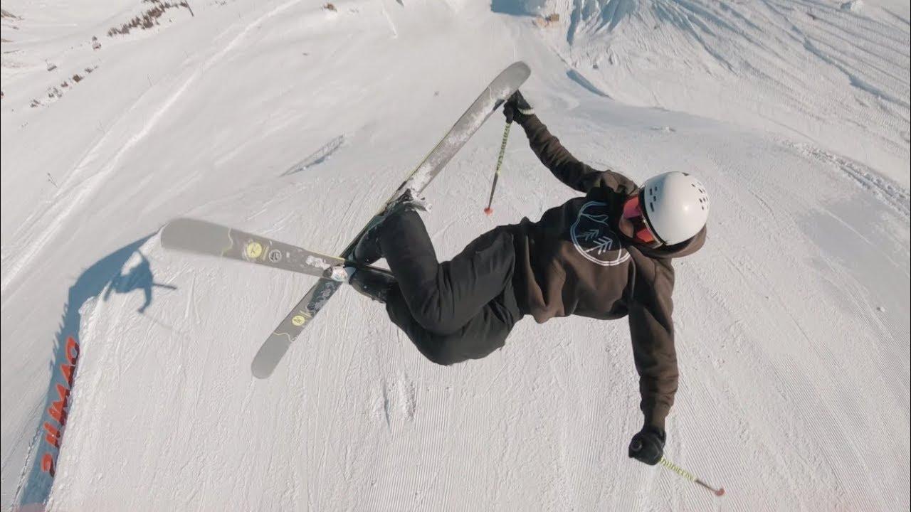 drone ski