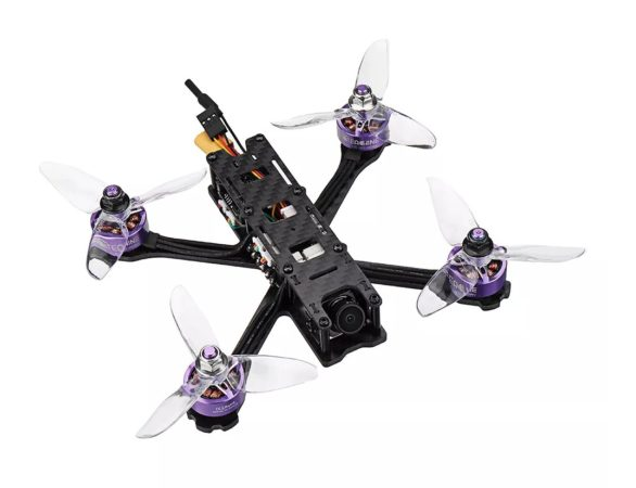 Eachine Wizard X140HV 08 hélices props