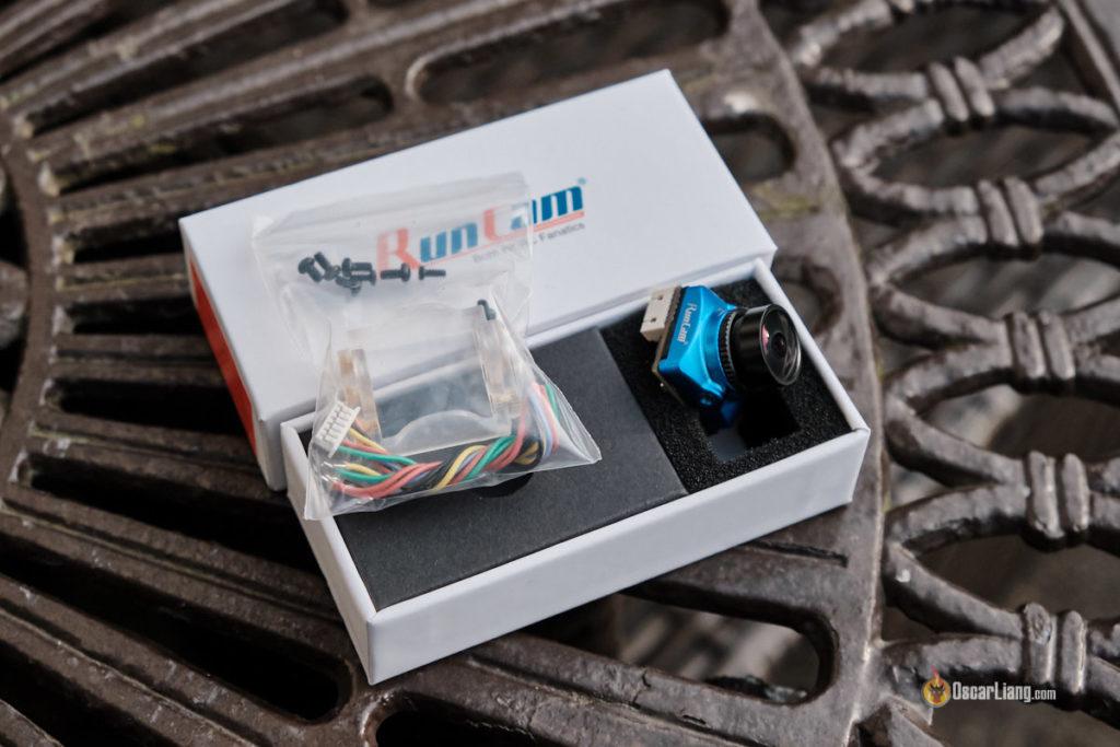 Runcam-Phoenix-Oscar-Edition-fpv-camera-accessories-unbox