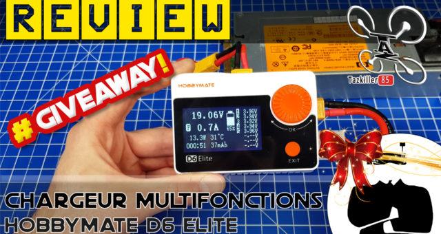 test hobbymate d6 elite toolkitrc