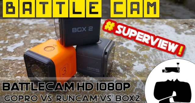 Foxeer Box 2, test en 1080P