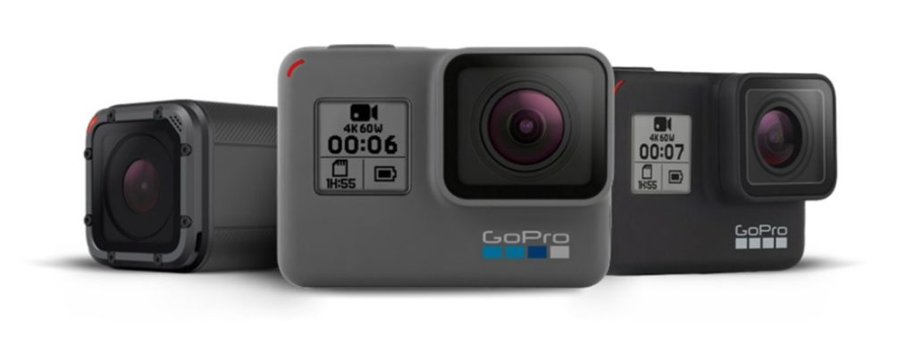 reelsteady go compatibilite gopro