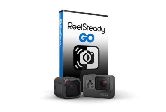 test tuto reelsteady go