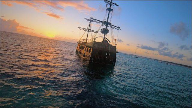 drone bateau pirate
