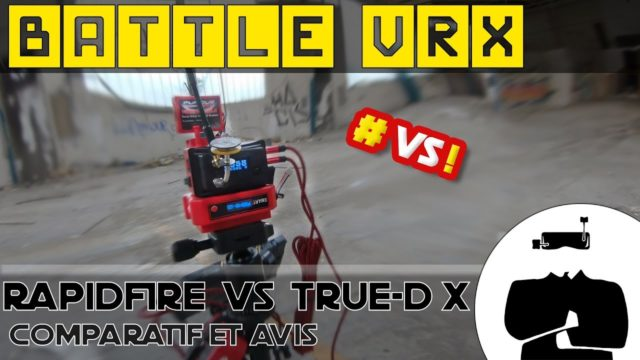 True-D X VS RapidFire