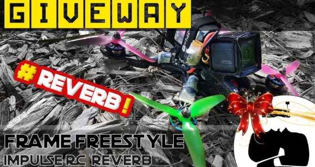 Giveaway Mai 2019 ImulseRC Reverb