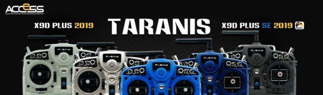 FrSky Taranis X9D Plus (SE) 2019