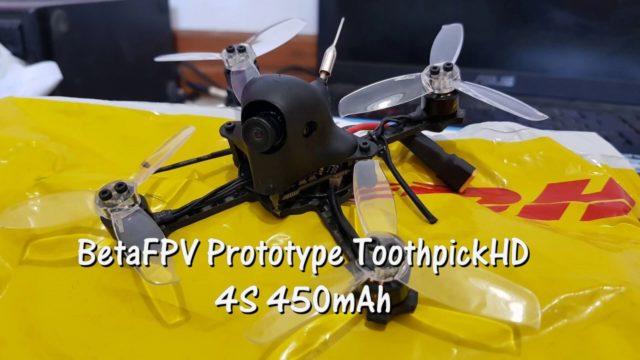 BetaFPV ToothPick HD