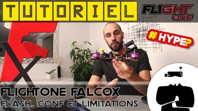 Tuto FlightOne FalcoX