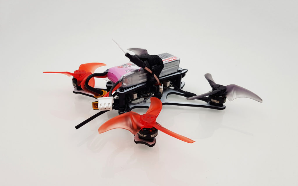 Test Emax Tinyhawk Freestyle ToothHawk 007