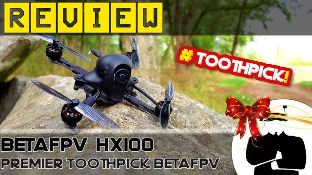 test betafpv hx100