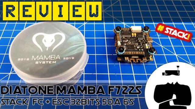 Mamba F722S