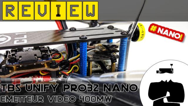test TBS Unify Pro32 Nano