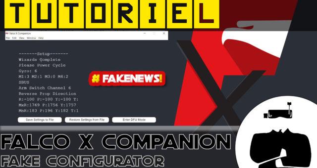 Falco X Companion