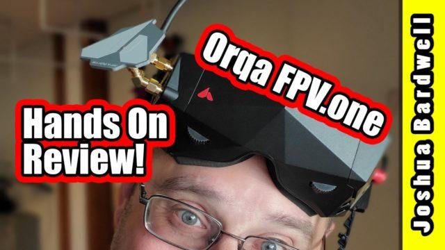 Orqa FPV One VS FatShark HDO2