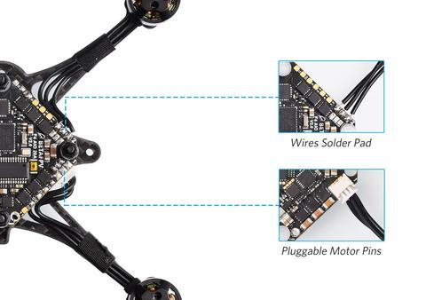 Les connecteurs moteurs