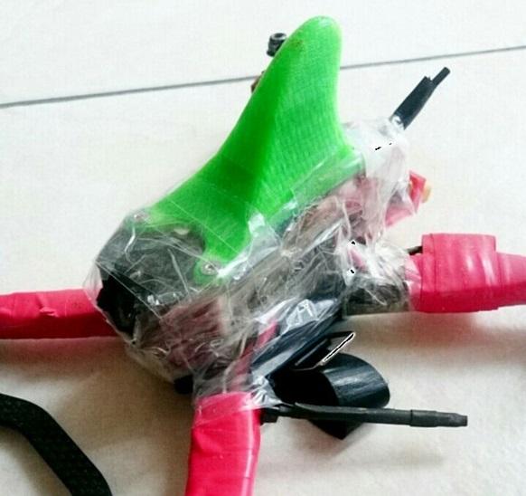 drone racer étanche