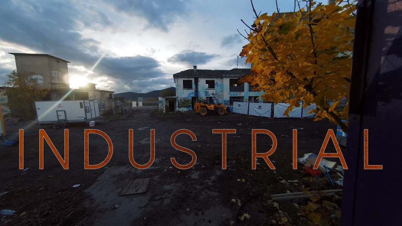 fpv cinematique industrial